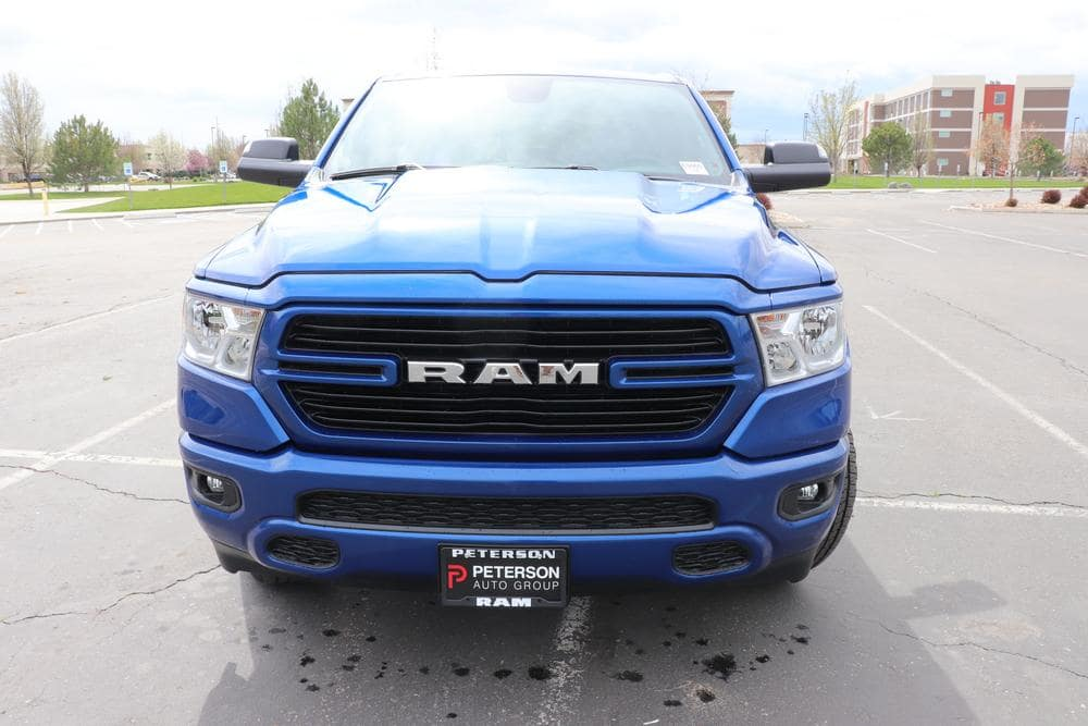 2019 Ram 1500 Quad Cab 4x4, Pickup #69466 - photo 3