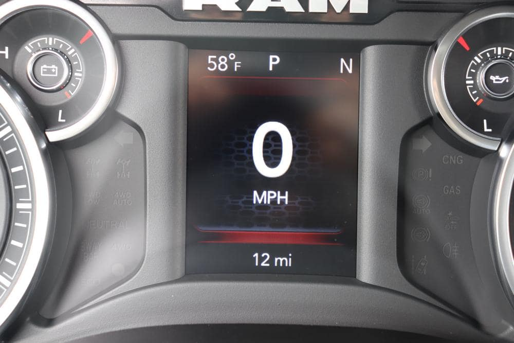 2019 Ram 1500 Quad Cab 4x4, Pickup #69466 - photo 44
