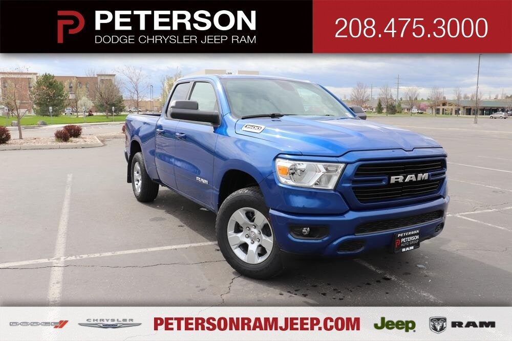 2019 Ram 1500 Quad Cab 4x4, Pickup #69466 - photo 1