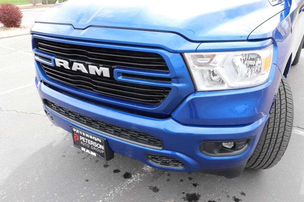 2019 Ram 1500 Quad Cab 4x4, Pickup #69466 - photo 9