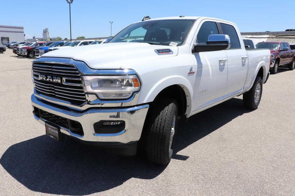 2019 Ram 3500 Crew Cab 4x4, Pickup #69487 - photo 4
