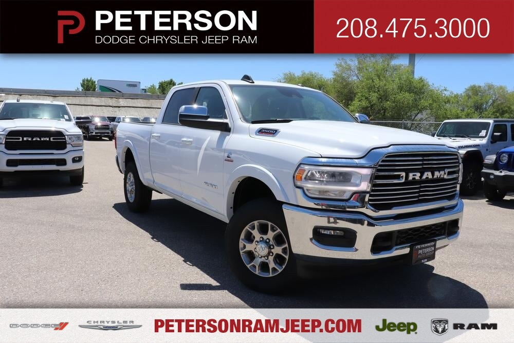 2019 Ram 3500 Crew Cab 4x4, Pickup #69487 - photo 1