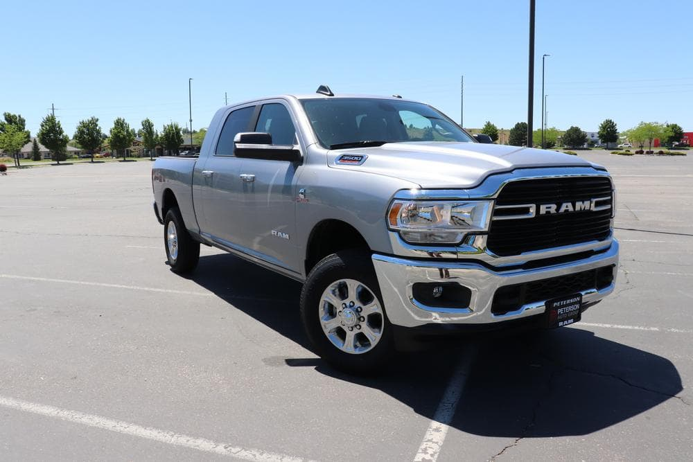 2019 Ram 3500 Mega Cab 4x4,  Pickup #69491 - photo 1