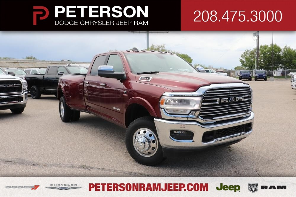 2019 Ram 3500 Crew Cab DRW 4x4, Pickup #69500 - photo 1