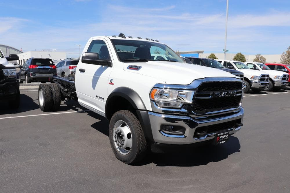 2019 Ram 5500 Regular Cab DRW 4x4,  Cab Chassis #69503 - photo 1