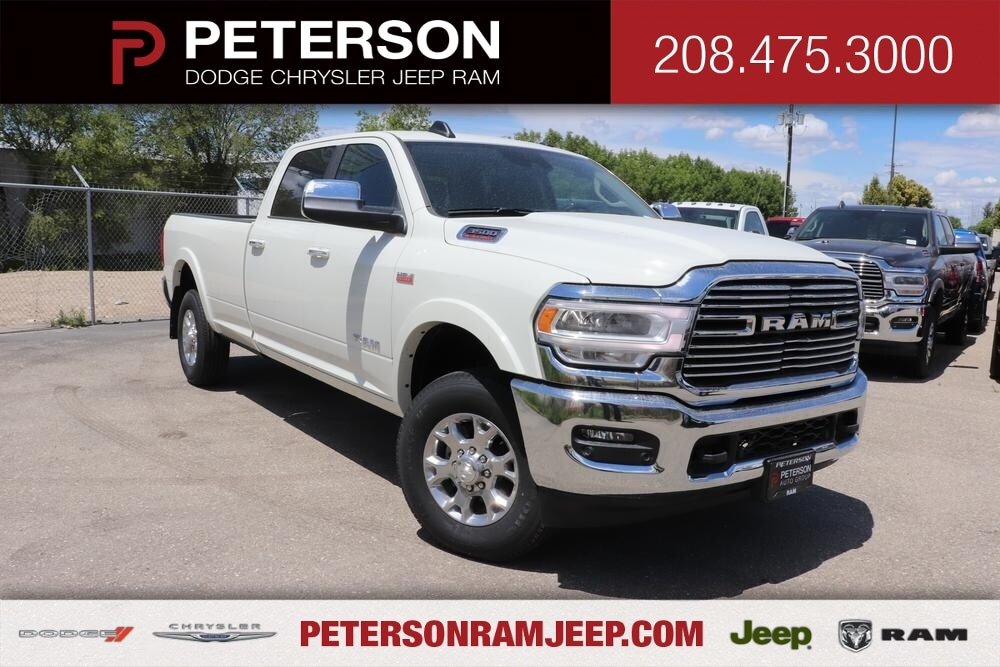 2019 Ram 3500 Crew Cab 4x4, Pickup #69510 - photo 1