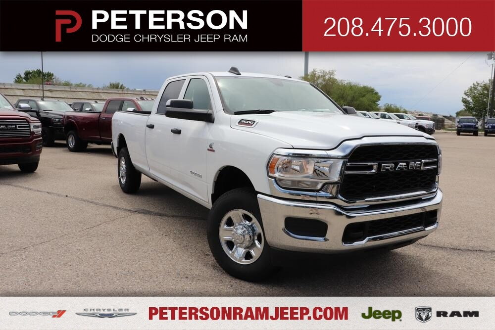 2019 Ram 3500 Crew Cab 4x4, Pickup #69516 - photo 1