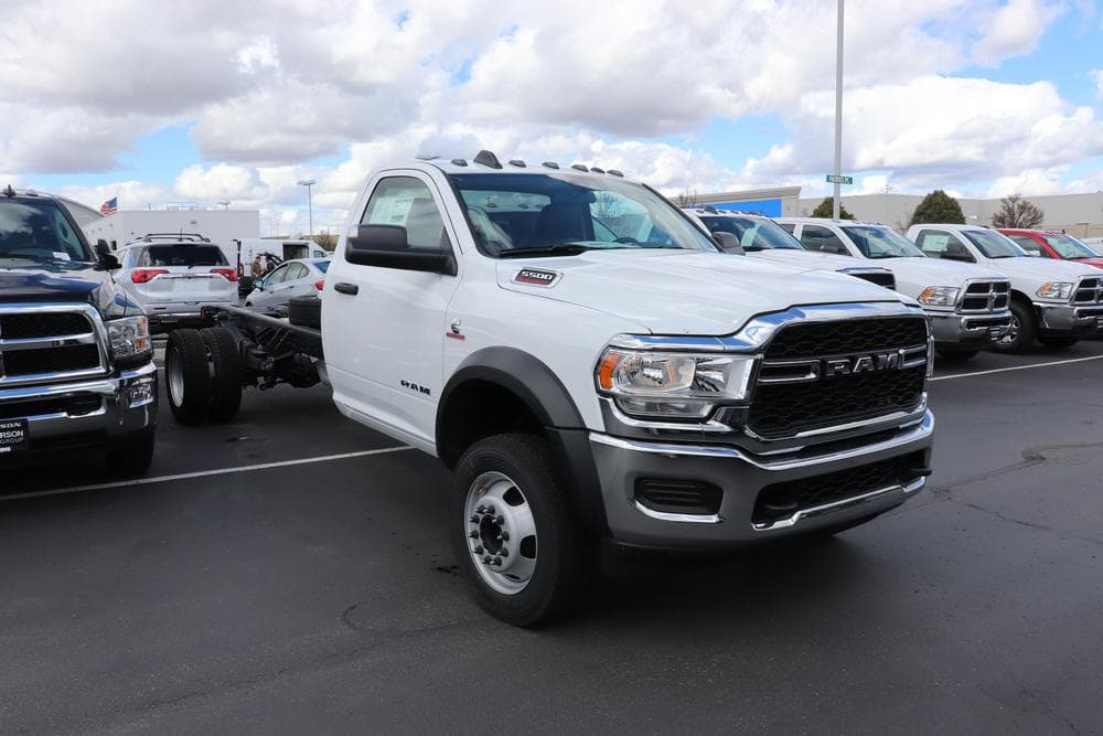 2019 Ram 5500 Regular Cab DRW 4x4,  Cab Chassis #69521 - photo 1