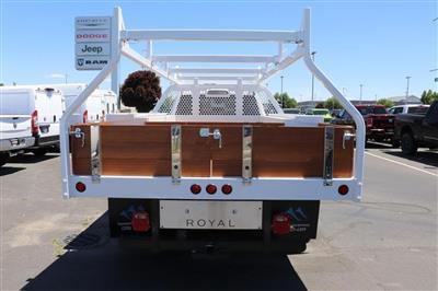 2019 Ram 5500 Crew Cab DRW 4x4,  Royal Contractor Body #69522 - photo 7