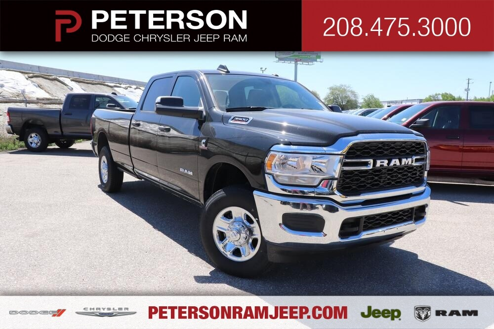 2019 Ram 3500 Crew Cab 4x4, Pickup #69527 - photo 1