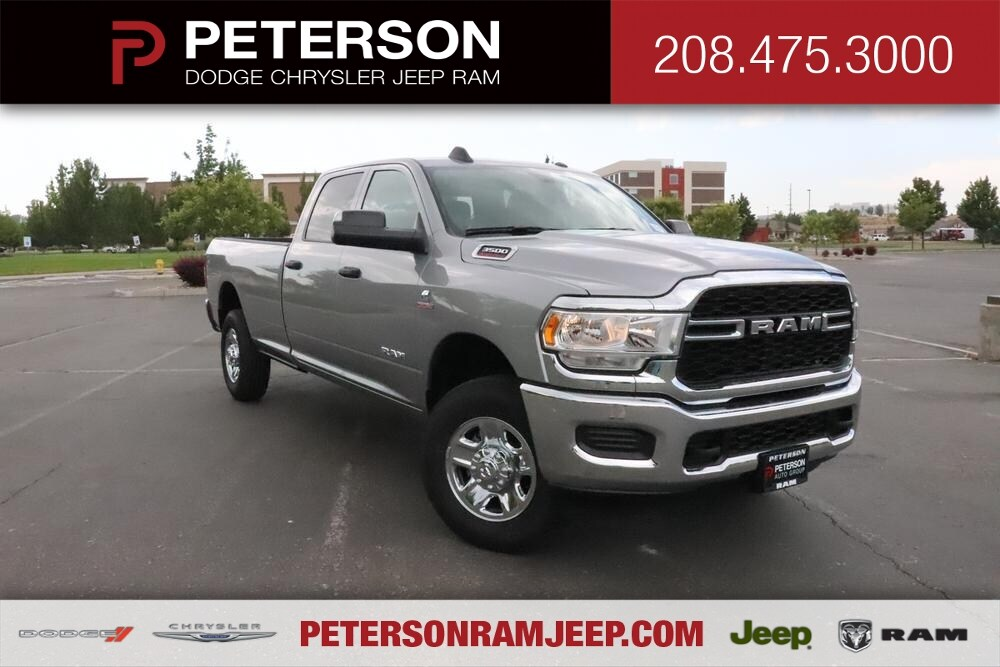 2019 Ram 3500 Crew Cab 4x4,  Pickup #69528 - photo 1