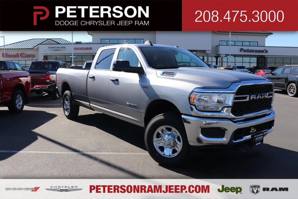 2019 Ram 3500 Crew Cab 4x4, Pickup #69619 - photo 1