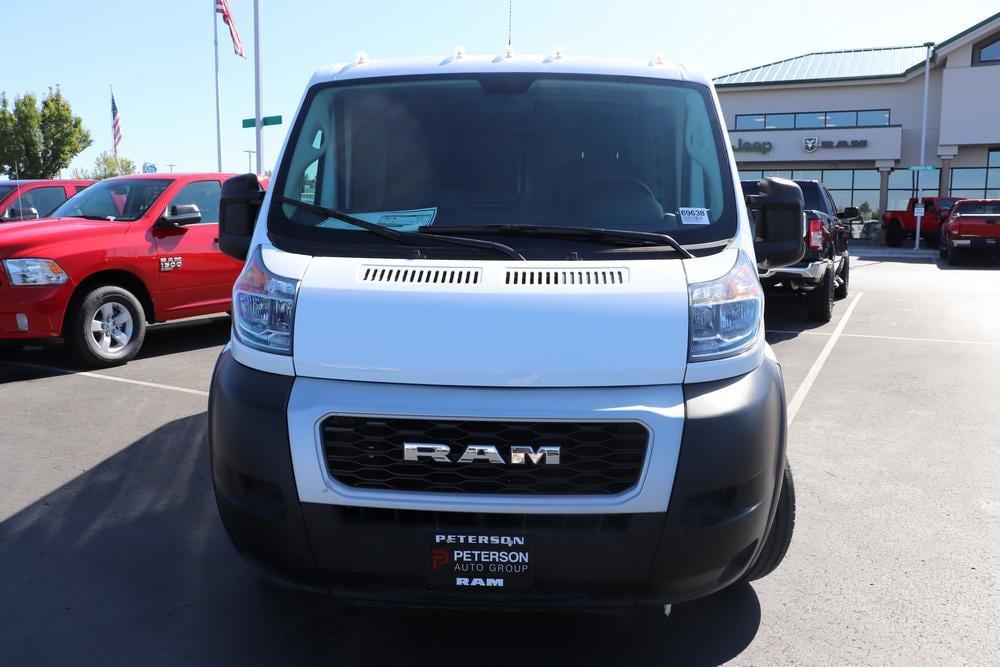 2019 ProMaster 1500 Standard Roof FWD,  Empty Cargo Van #69638 - photo 3