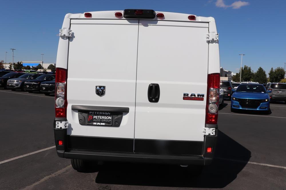 2019 ProMaster 1500 Standard Roof FWD,  Empty Cargo Van #69638 - photo 7