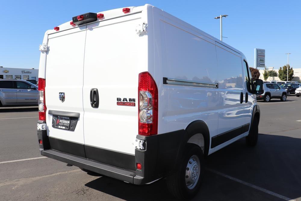 2019 ProMaster 1500 Standard Roof FWD,  Empty Cargo Van #69638 - photo 8
