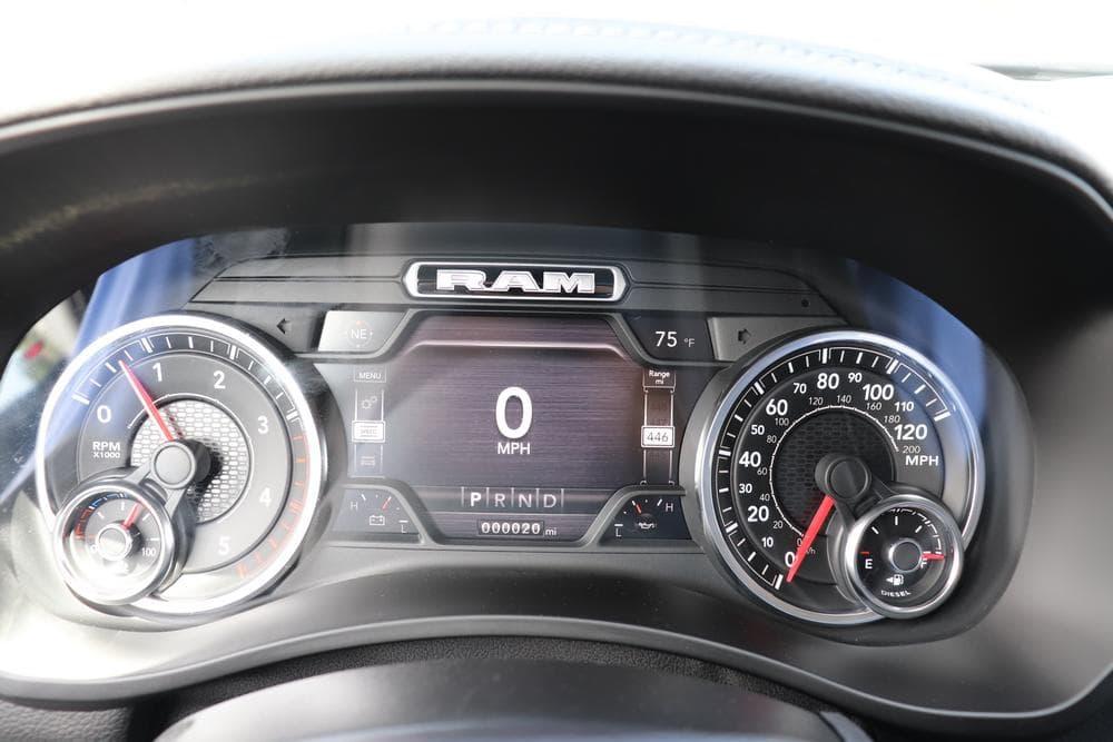 2019 Ram 3500 Mega Cab 4x4, Pickup #69647 - photo 47