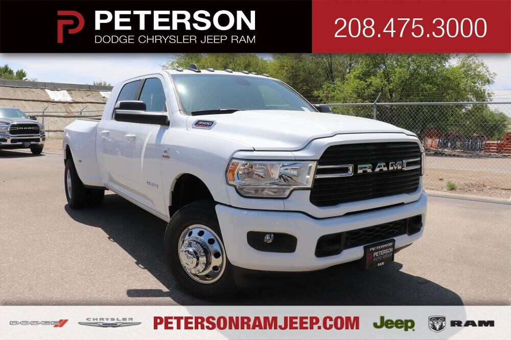 2019 Ram 3500 Mega Cab DRW 4x4, Pickup #69666 - photo 1
