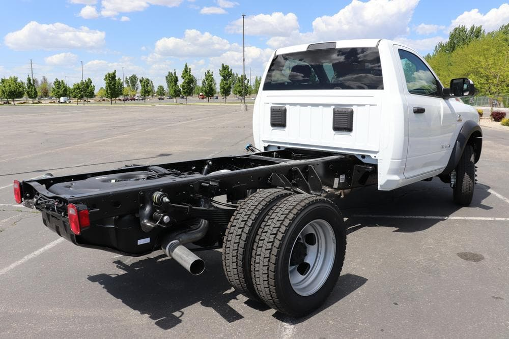 2019 Ram 5500 Regular Cab DRW 4x4,  Cab Chassis #69670 - photo 1