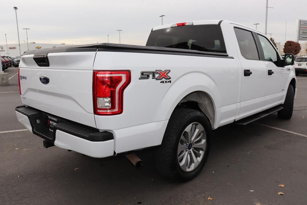 2017 F-150 SuperCrew Cab 4x4, Pickup #69682A - photo 2