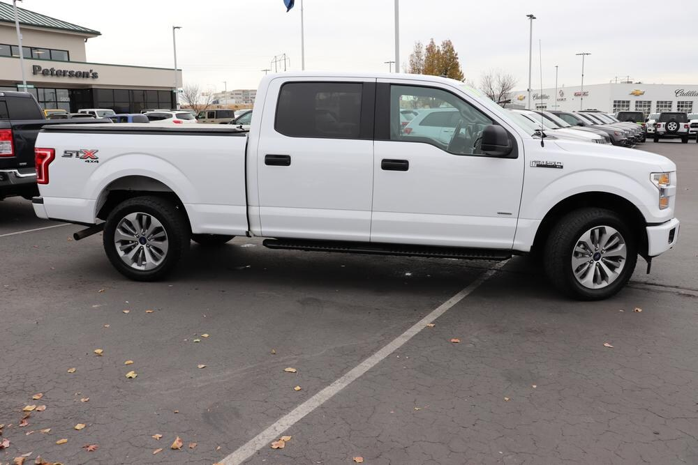 2017 F-150 SuperCrew Cab 4x4, Pickup #69682A - photo 8
