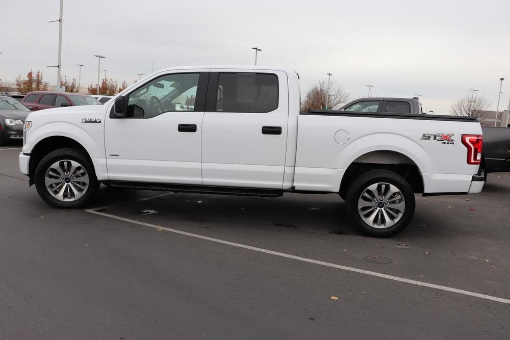 2017 F-150 SuperCrew Cab 4x4, Pickup #69682A - photo 5