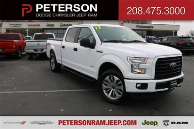 2017 F-150 SuperCrew Cab 4x4, Pickup #69682A - photo 1