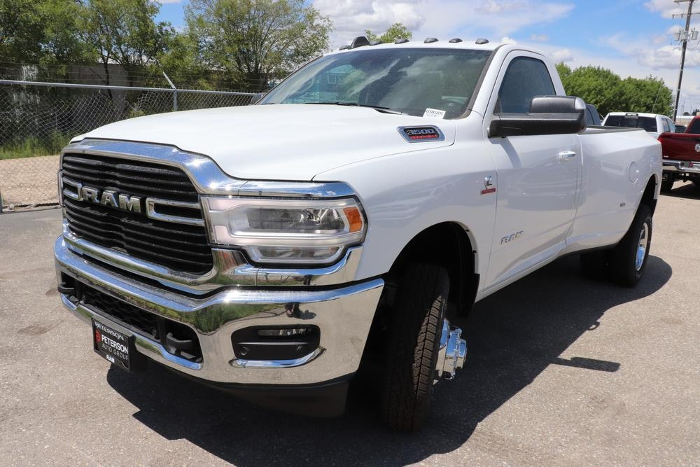 2019 Ram 3500 Regular Cab DRW 4x4, Pickup #69685 - photo 3