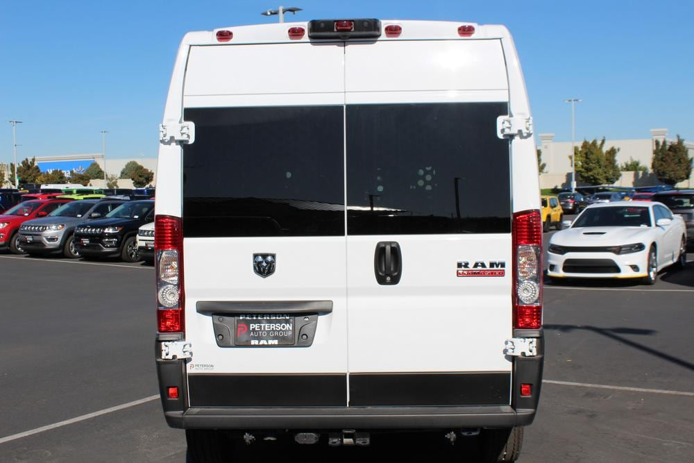 2019 ProMaster 2500 High Roof FWD, Empty Cargo Van #69687 - photo 7