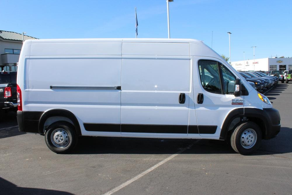 2019 ProMaster 2500 High Roof FWD, Empty Cargo Van #69687 - photo 9