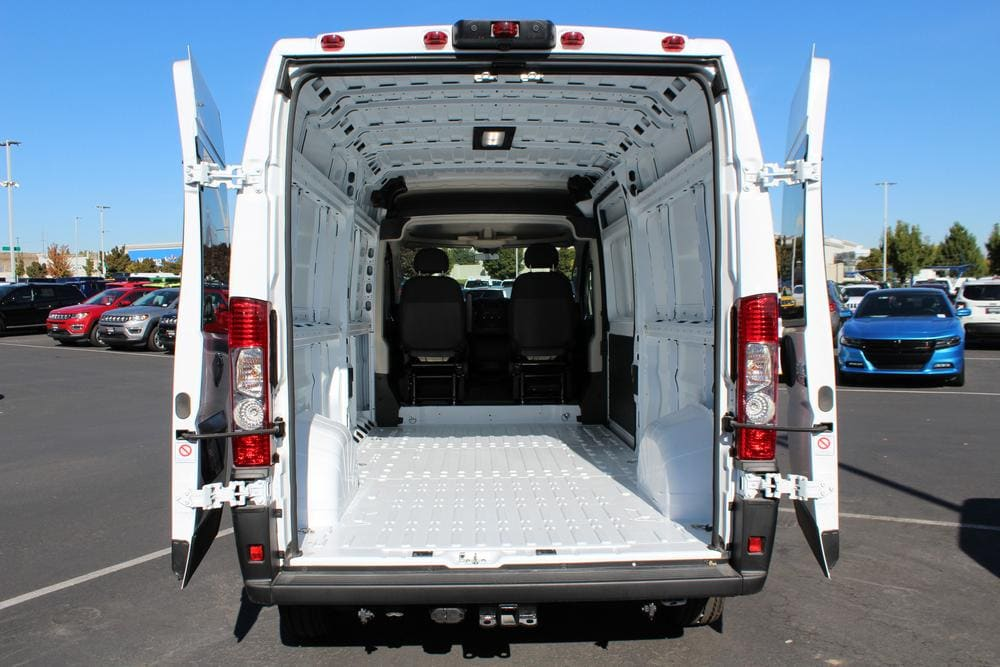 2019 ProMaster 2500 High Roof FWD, Empty Cargo Van #69687 - photo 2
