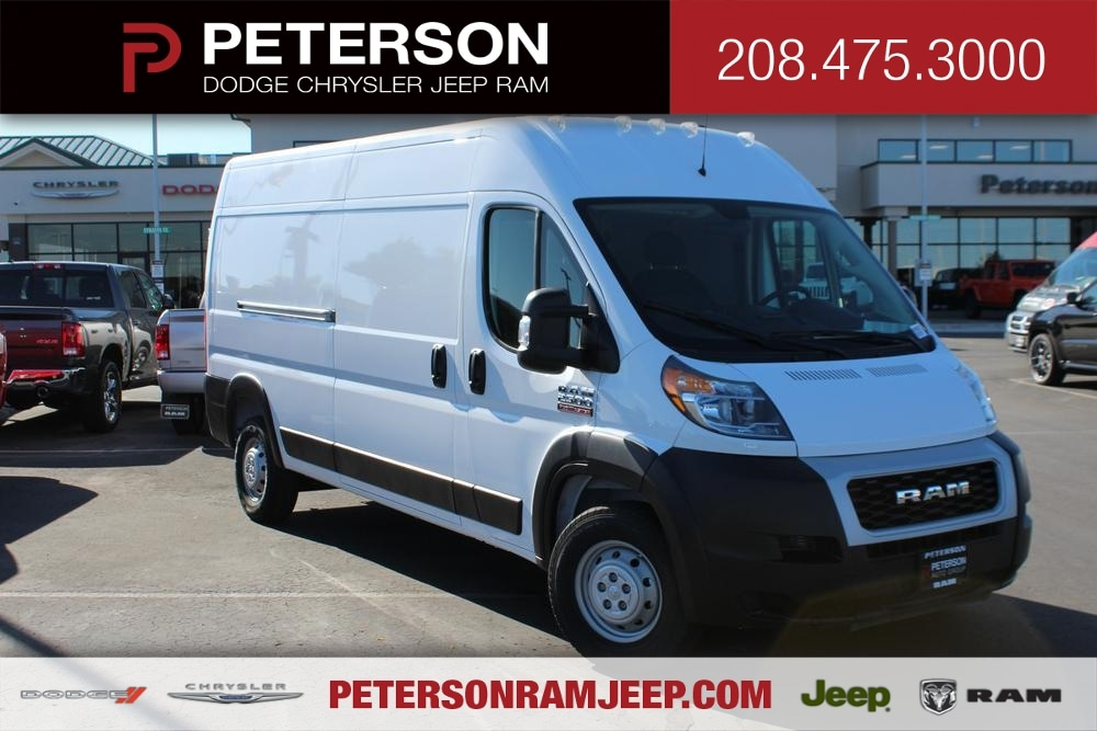 2019 ProMaster 2500 High Roof FWD, Empty Cargo Van #69687 - photo 1