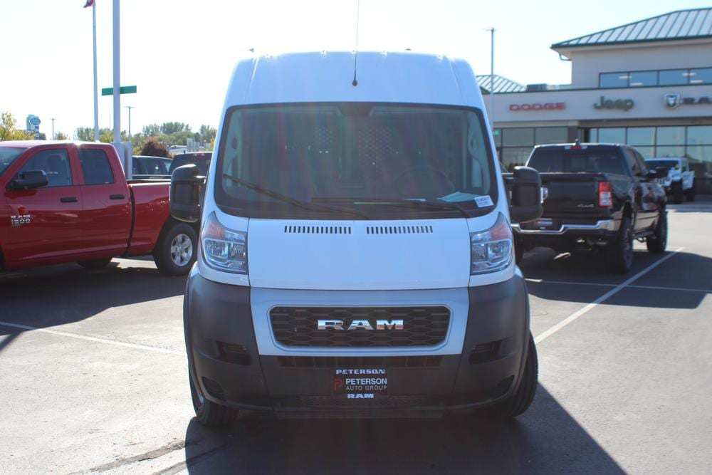 2019 ProMaster 2500 High Roof FWD, Empty Cargo Van #69687 - photo 3