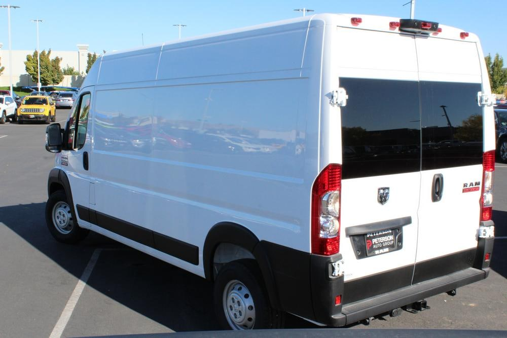 2019 ProMaster 2500 High Roof FWD, Empty Cargo Van #69687 - photo 6