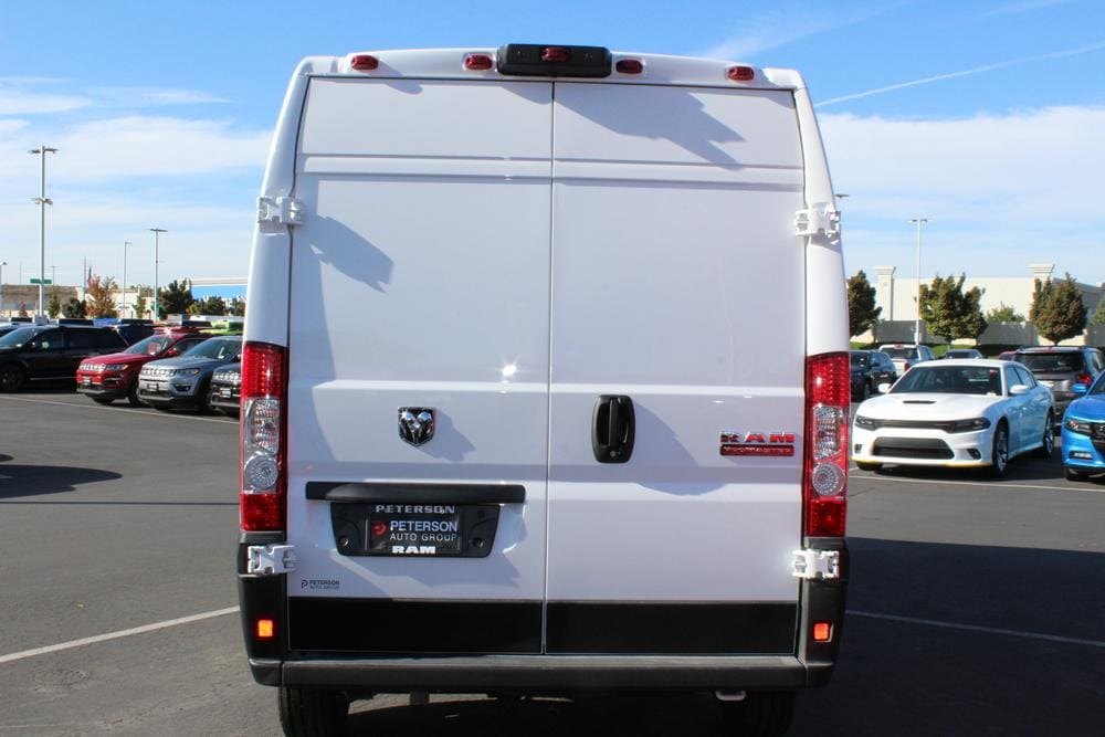 2019 ProMaster 3500 High Roof FWD, Empty Cargo Van #69694 - photo 7