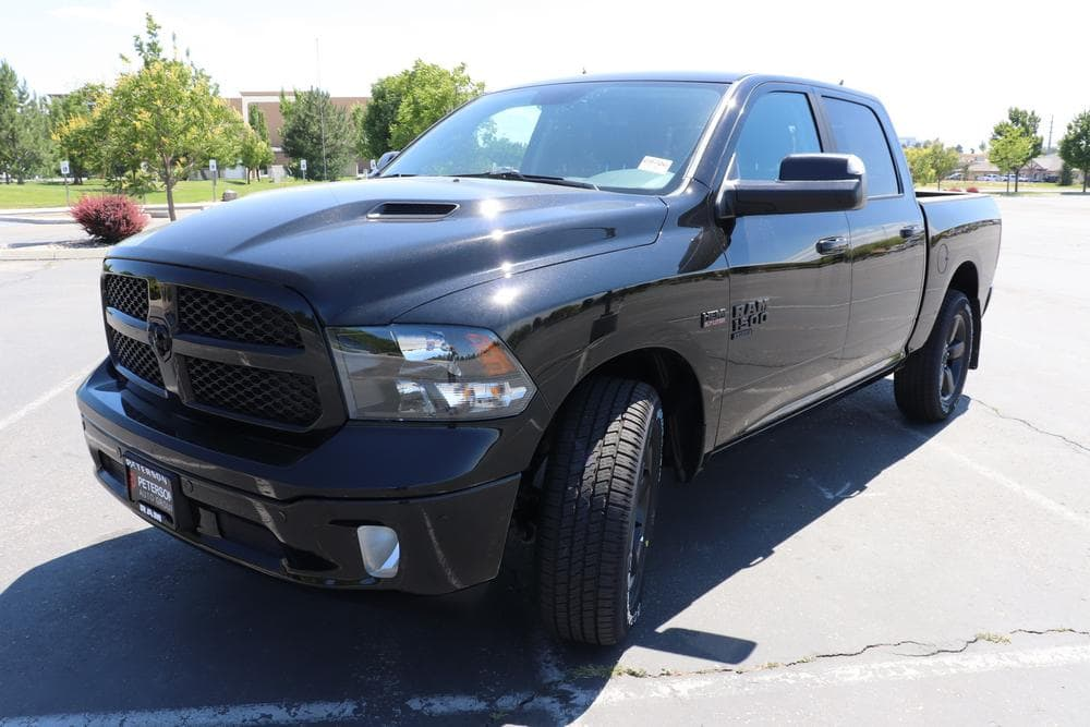 2019 Ram 1500 Crew Cab 4x4, Pickup #69700 - photo 3