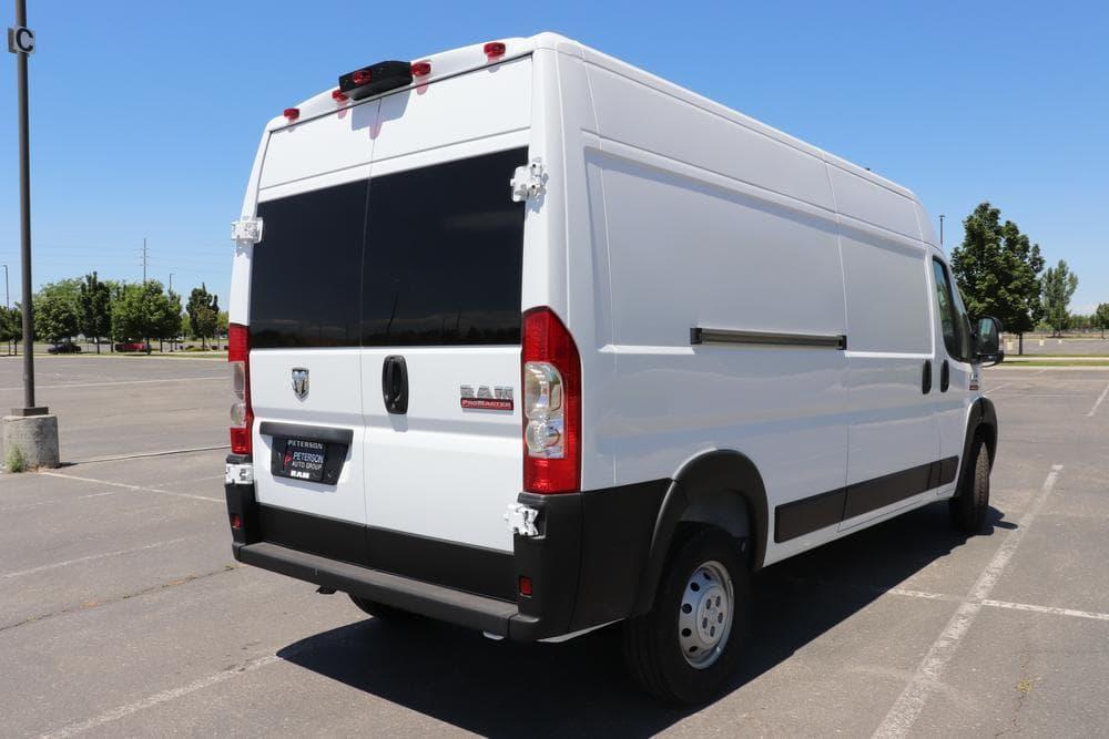 2019 ProMaster 2500 High Roof FWD, Ranger Design General Service Empty Cargo Van #69714 - photo 8