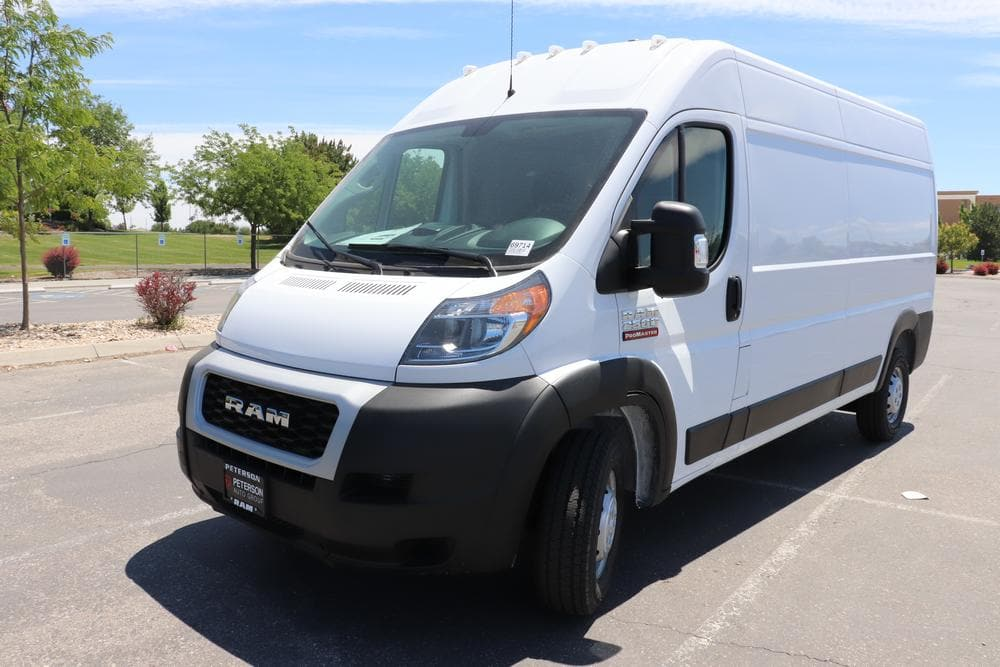 2019 ProMaster 2500 High Roof FWD, Ranger Design General Service Empty Cargo Van #69714 - photo 3