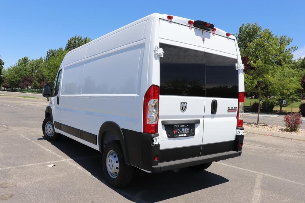 2019 ProMaster 2500 High Roof FWD, Ranger Design General Service Empty Cargo Van #69714 - photo 6