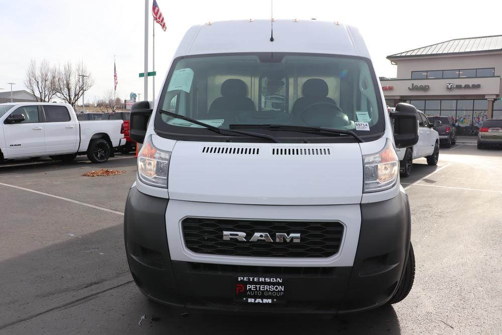 2019 ProMaster 2500 High Roof FWD, Ranger Design General Service Upfitted Cargo Van #69714 - photo 3