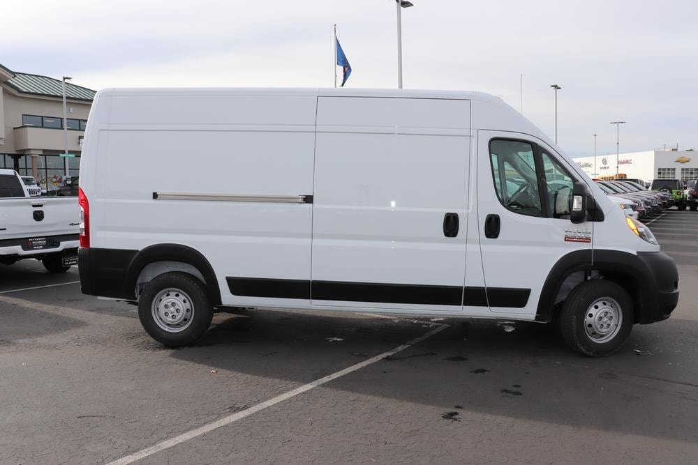 2019 ProMaster 2500 High Roof FWD, Ranger Design General Service Upfitted Cargo Van #69714 - photo 9