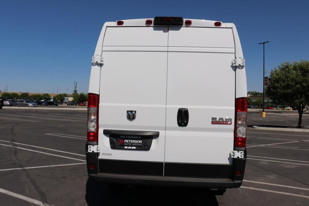 2019 ProMaster 3500 High Roof FWD,  Empty Cargo Van #69725 - photo 7