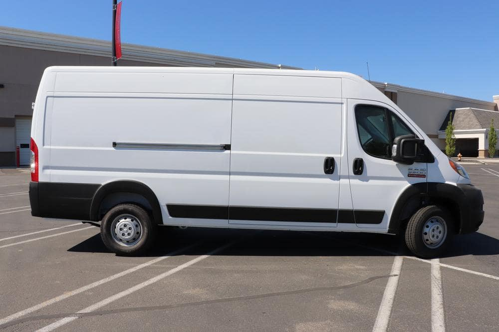 2019 ProMaster 3500 High Roof FWD,  Empty Cargo Van #69725 - photo 9