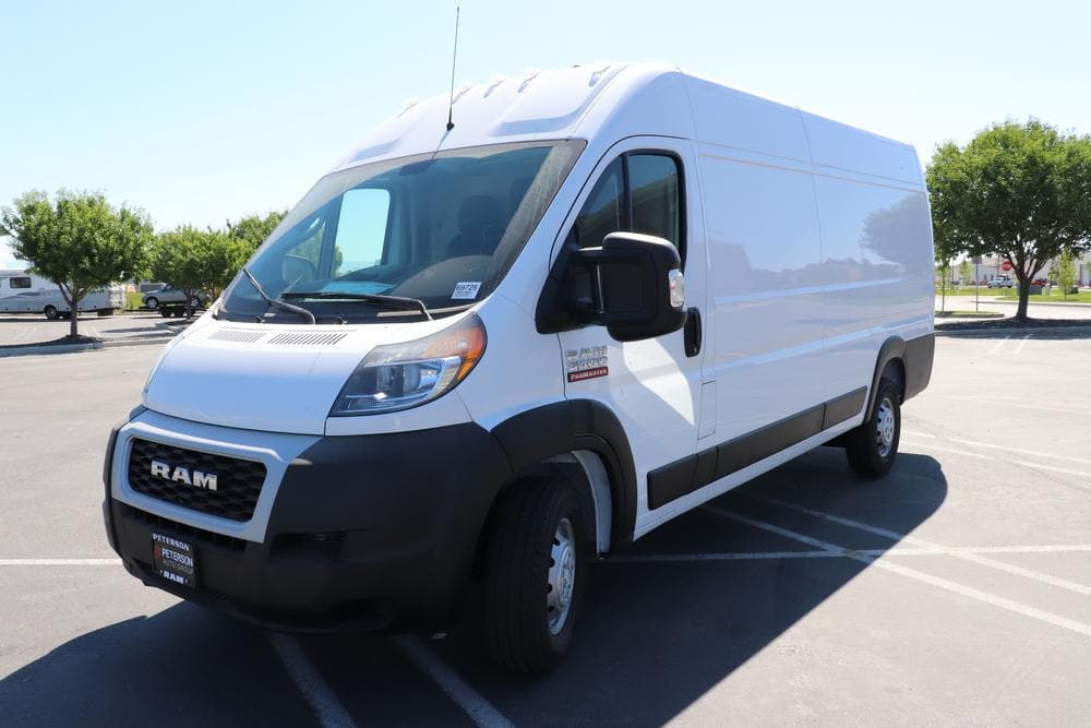 2019 ProMaster 3500 High Roof FWD,  Empty Cargo Van #69725 - photo 1