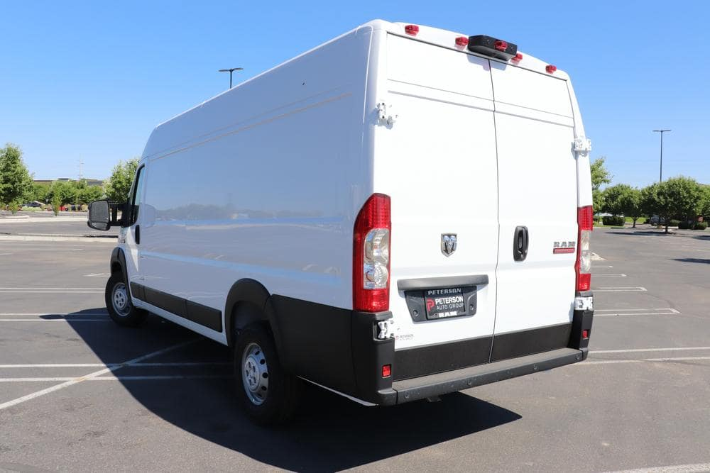 2019 ProMaster 3500 High Roof FWD,  Empty Cargo Van #69725 - photo 6