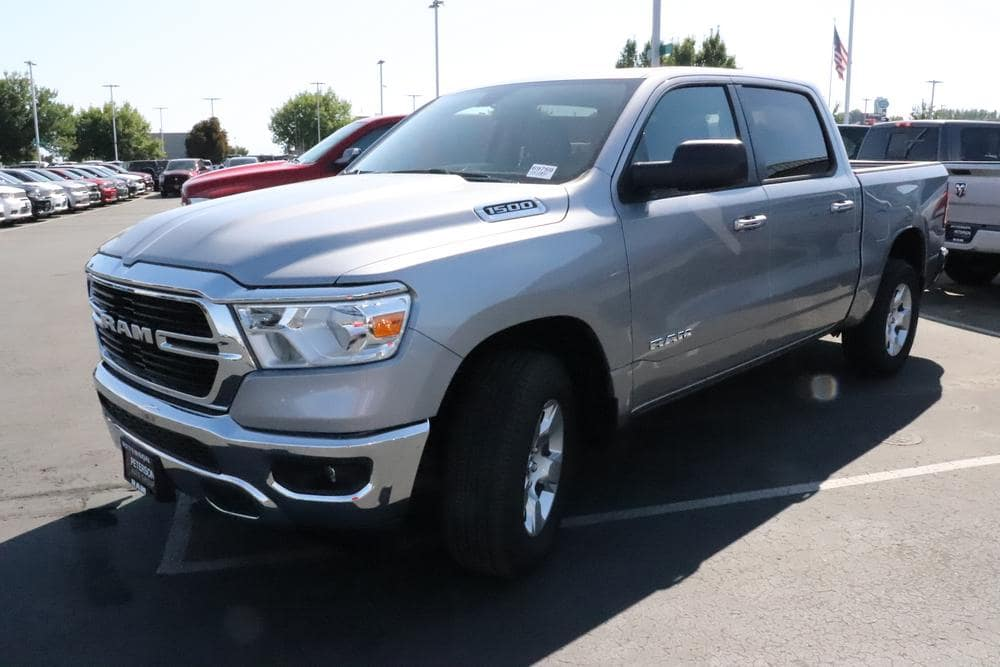 2019 Ram 1500 Crew Cab 4x4, Pickup #69759 - photo 4
