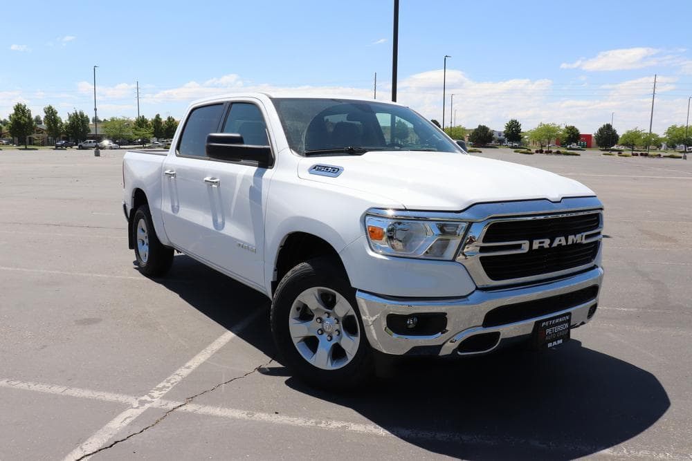 2019 Ram 1500 Crew Cab 4x4,  Pickup #69760 - photo 3