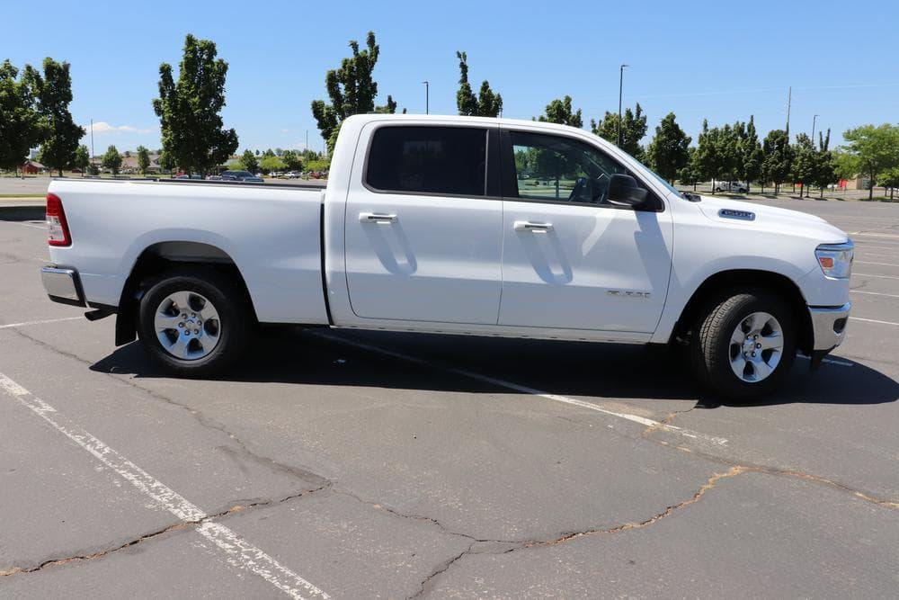 2019 Ram 1500 Crew Cab 4x4, Pickup #69771 - photo 8