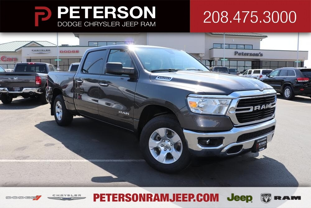 2019 Ram 1500 Crew Cab 4x4,  Pickup #69780 - photo 1