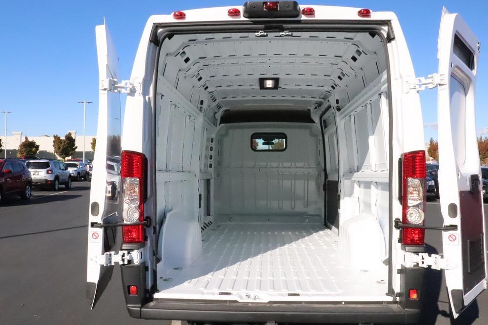 2019 ProMaster 3500 High Roof FWD,  Empty Cargo Van #69809 - photo 1