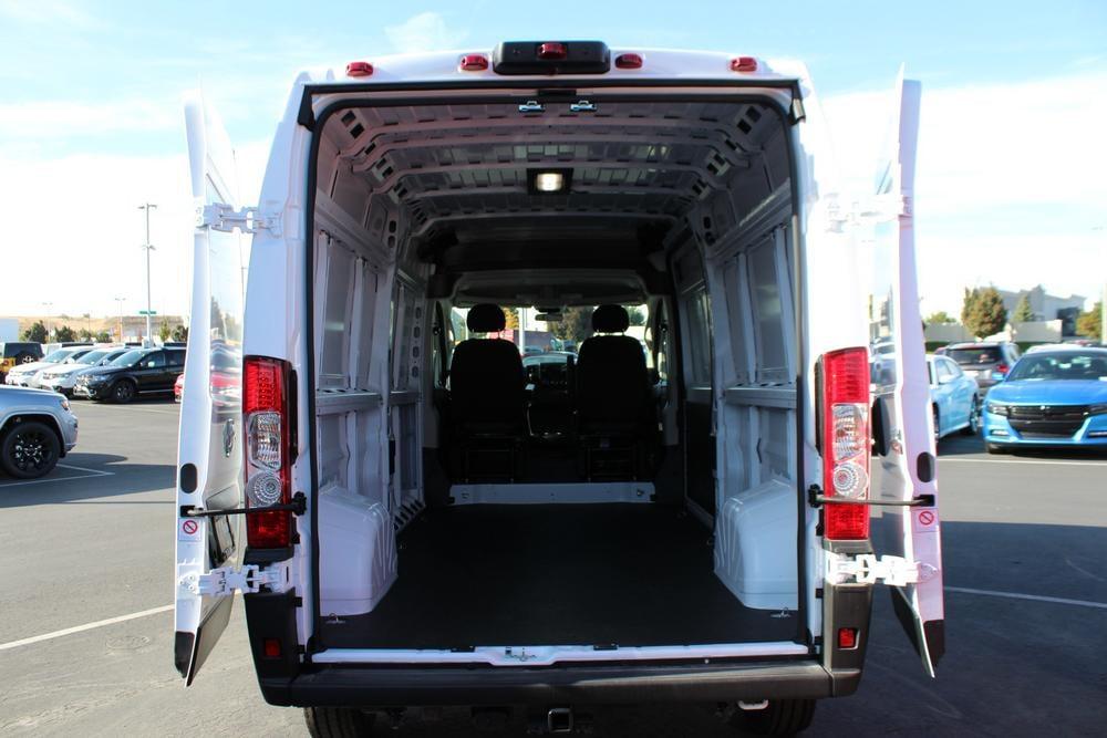 2019 ProMaster 2500 High Roof FWD, Empty Cargo Van #69829 - photo 2